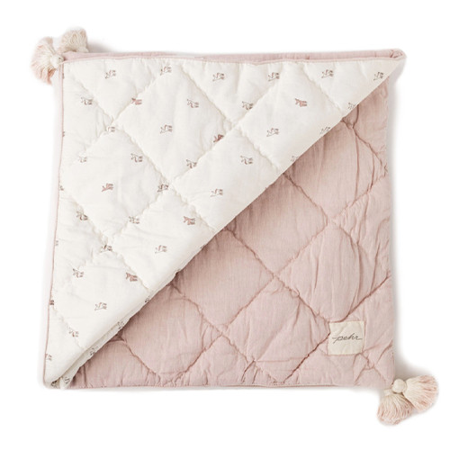 Hatchling Fawn Quilted Blanket