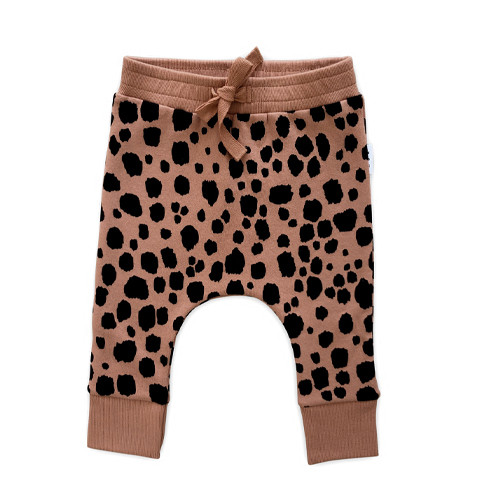 Drop Crotch Pant, Ocelot