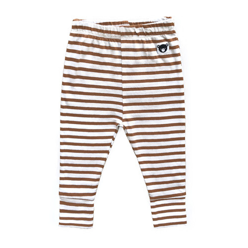 Legging, Terracotta Stripe