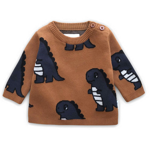 Knit Jumper, Dino