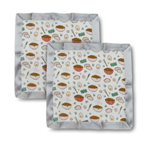 Security Blanket 2-pack, Ramen