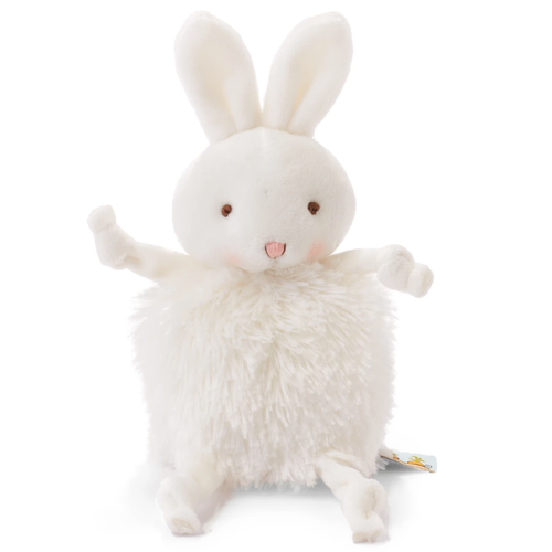 Roly Poly Bunnie, White