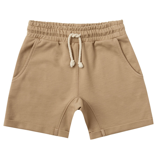 Rylee & Cru Terry Sweat Short, Almond