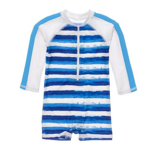 LS UV Suit, Sunset Stripe
