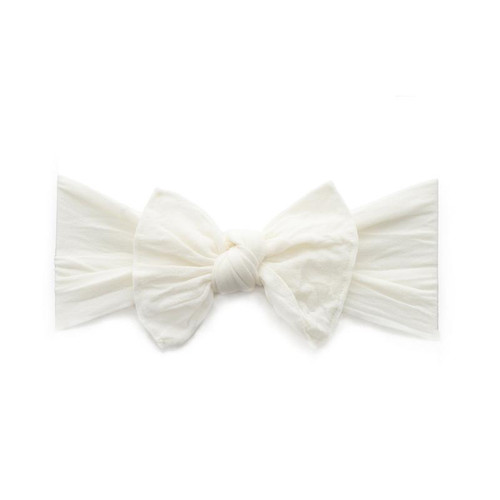 Knot Bow, Ivory