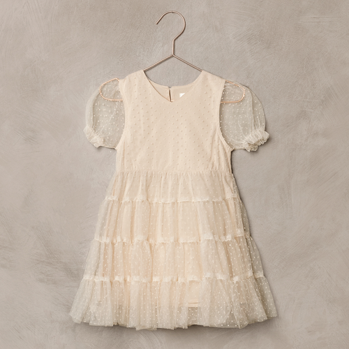 Dottie Dress, French Vanilla