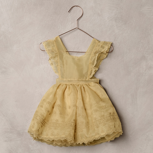 Provence Dress, Citron