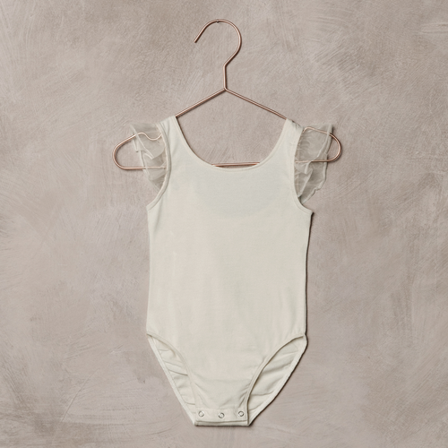 Fancy Bodysuit, Ivory