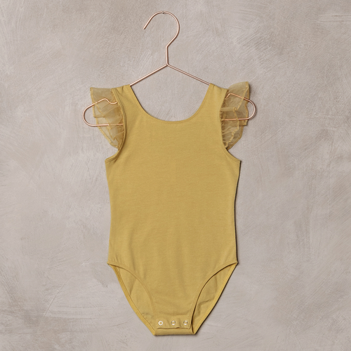Fancy Bodysuit, Citron
