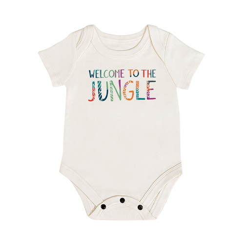 Graphic Bodysuit, Welcome to the Jungle
