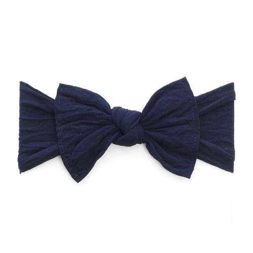 Knot Bow, Navy