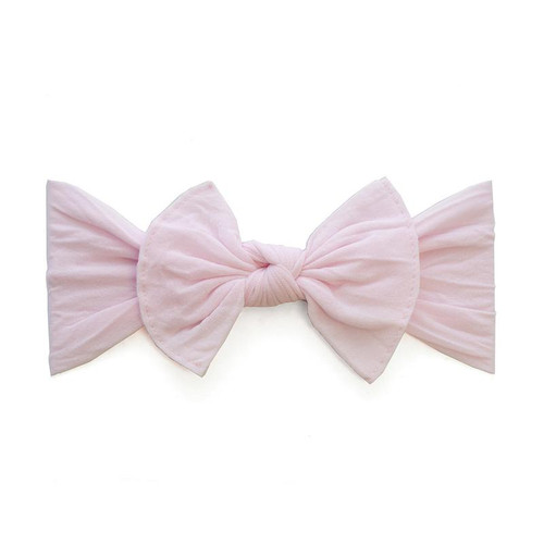 Knot Bow, Pink