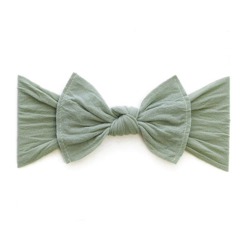 Knot Bow, Sage