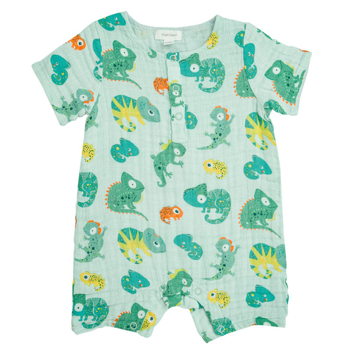 Henley Shortall, Lizards