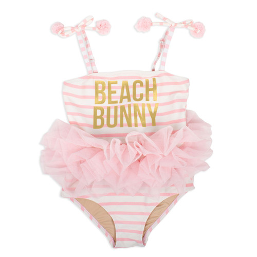 Skirted Swimsuit, Beach Bunny