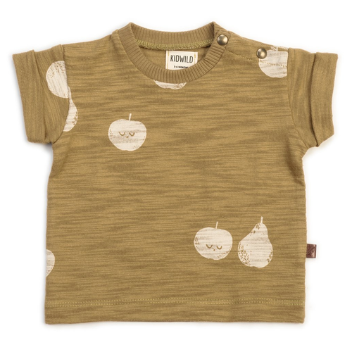 Organic Tee, Apple Pear