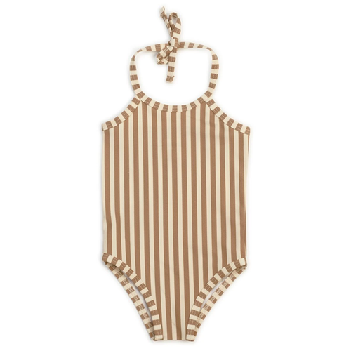 One Piece Swimsuit, Stripe Brick