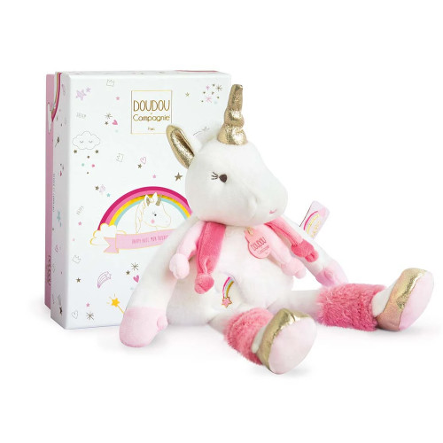 Lucie the Unicorn Plush