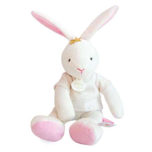 Star Pink Bunny Plush