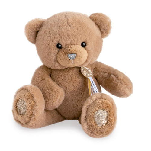 Charms Teddy Bear Plush, Brown