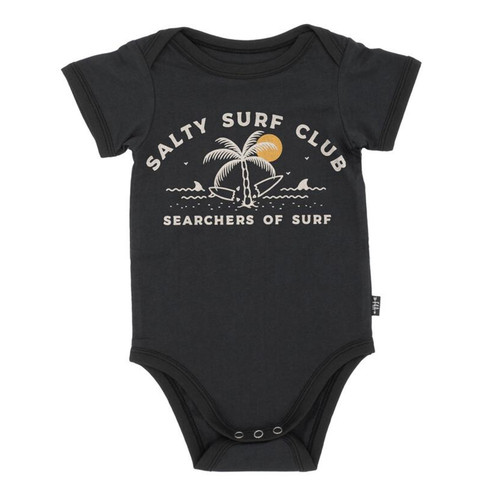 Graphic Bodysuit, Salty Surf Club