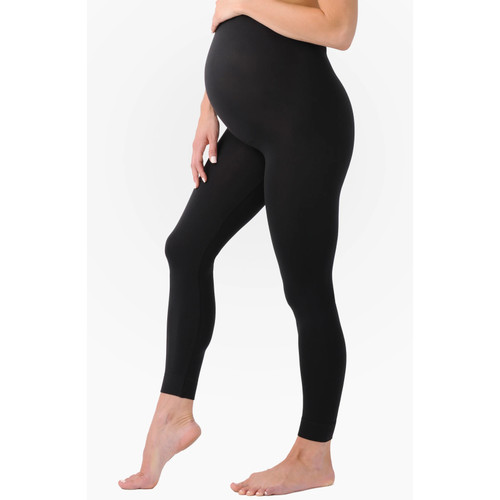BELLY BANDIT® B.D.A. Maternity Leggings, Black