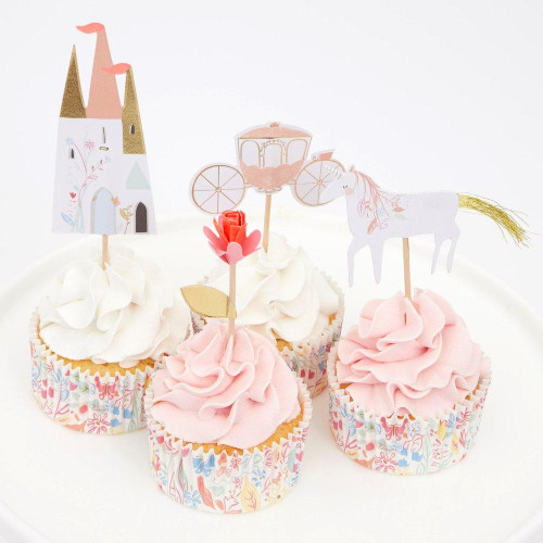 Princess Cupcake Decorating Kit