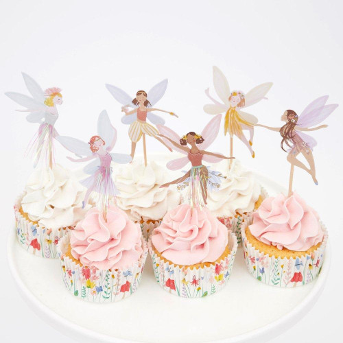 Fairy Cupcake Decorating Kit