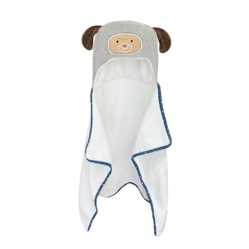 Hooded Terry Towel, Astro Dog