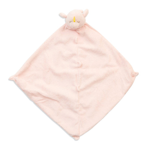 Pink Narwhal Security Blankie