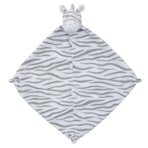 Zebra Security Blankie