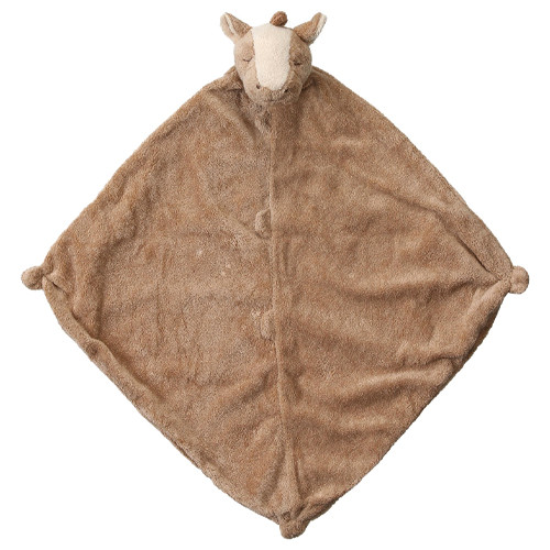 Brown Pony Security Blankie