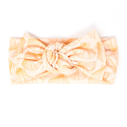 Headwrap Bow, Beachy
