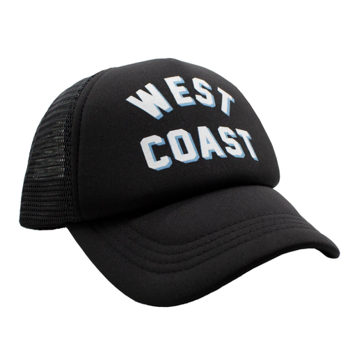 West Coast Trucker Hat