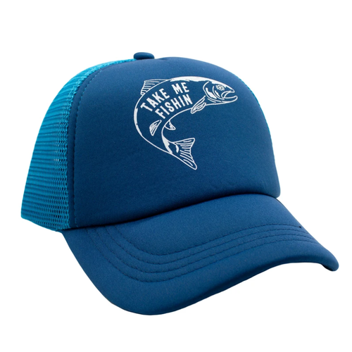 Take Me Fishin' Trucker Hat