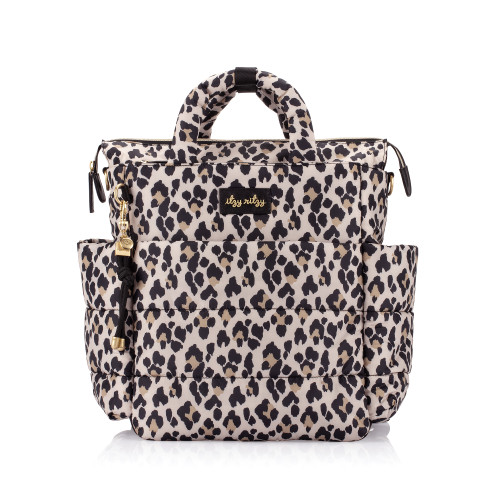 Dream Convertible™ Diaper Bag, Leopard