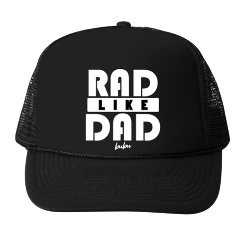 Rad Like Dad Mesh Trucker Hat