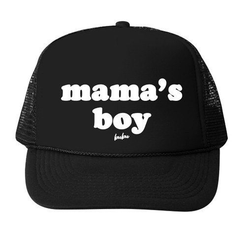 Mama's Boy Mesh Trucker Hat