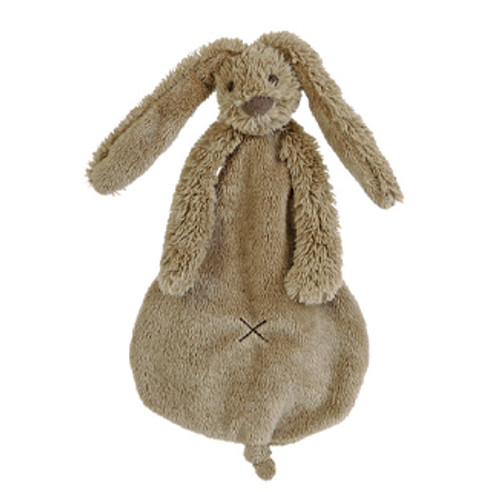 Ochre Rabbit Richie Security Blankie