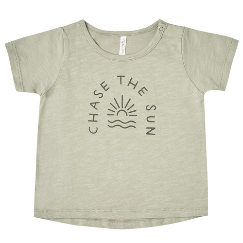 Rylee & Cru Basic Tee, Chase the Sun