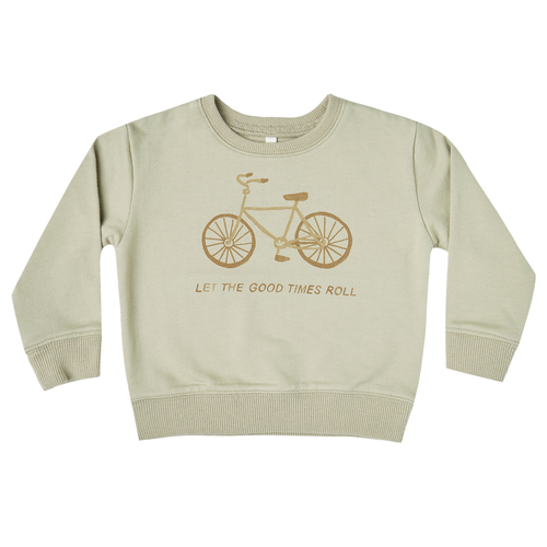 Rylee & Cru French Terry SweatShirt, Bike