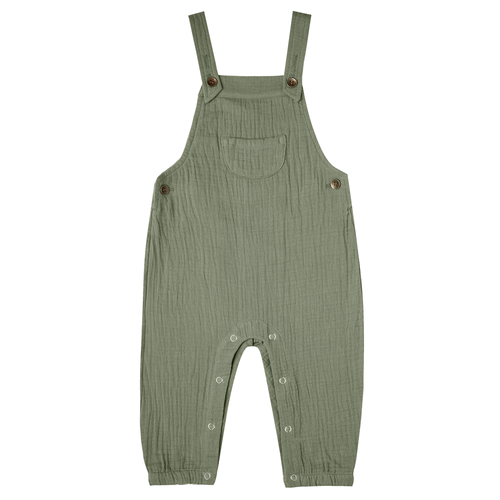 Rylee & Cru Baby Overall, Fern
