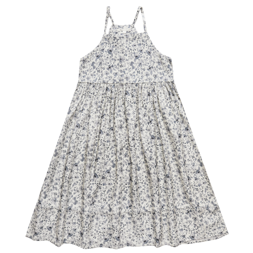 Rylee & Cru Ava Dress, Blue Floral