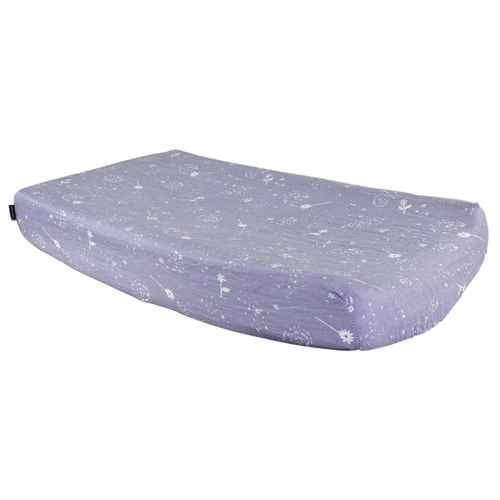 Muslin Changing Pad Cover, Fairy Dust