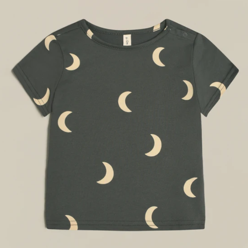 Organic T-Shirt, Shadow Midnight