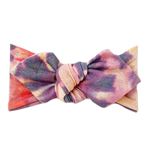 Top Knot Headband, Kaleidoscope