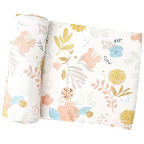 Bamboo Swaddle, Dandy Lion
