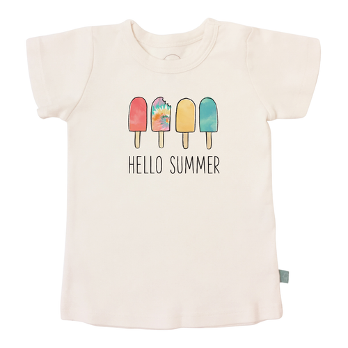 Graphic Tee, Hello Summer