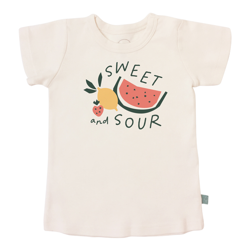 Graphic Tee, Sweet and Sour