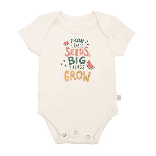 Graphic Bodysuit, From Little Seeds